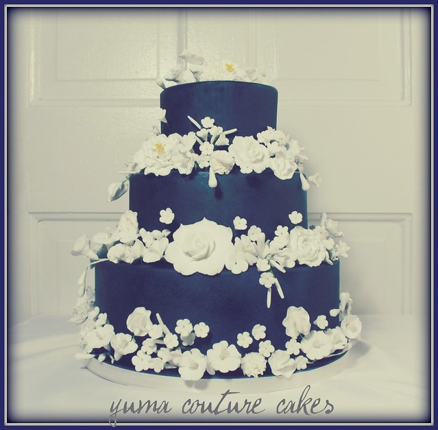 Royal Blue Wedding Cakes: 5327087247_15cb82604e_z.jpg