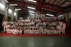 Festa di Natale 2010 al Judo Vittorio Veneto