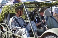 Army leadership tours Tech Zone