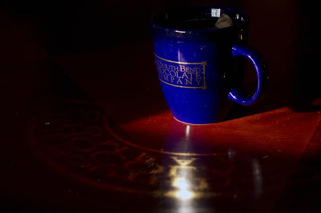hot cup of tea II