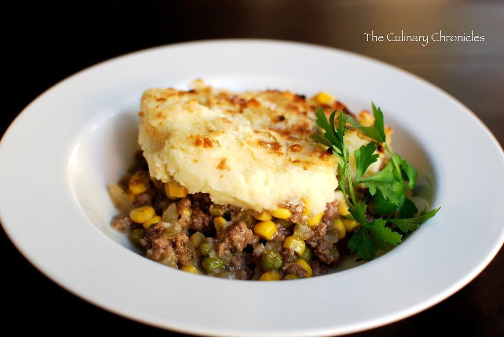 Shepherd's Pie is another wonderful comfort food and is the perfect ...