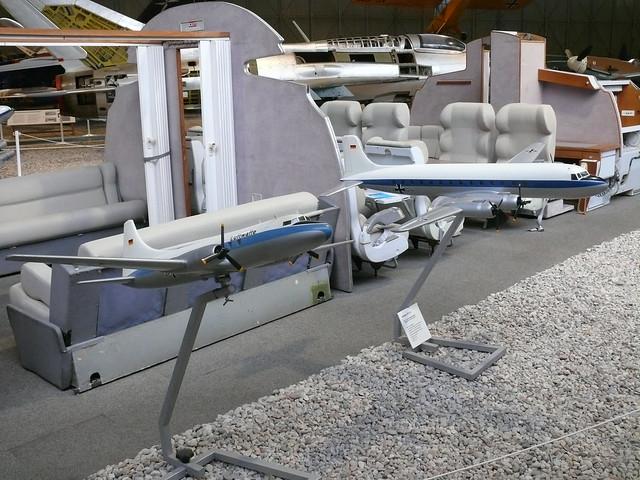 Modelle: Flugbereitschaft BMVg
