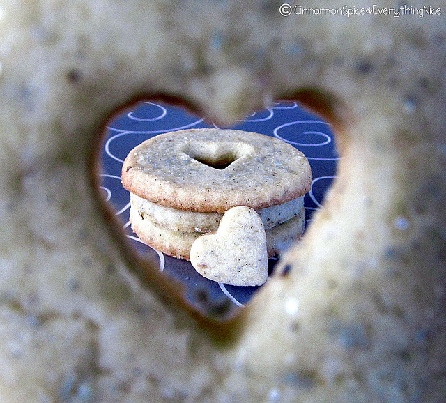 Lavender Vanilla Sugar Cookies   Flickr - Photo Sharing!
