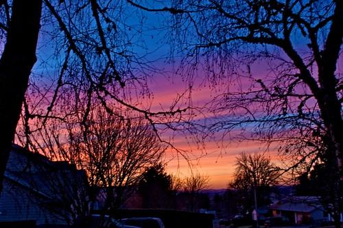 photoshop sunrise