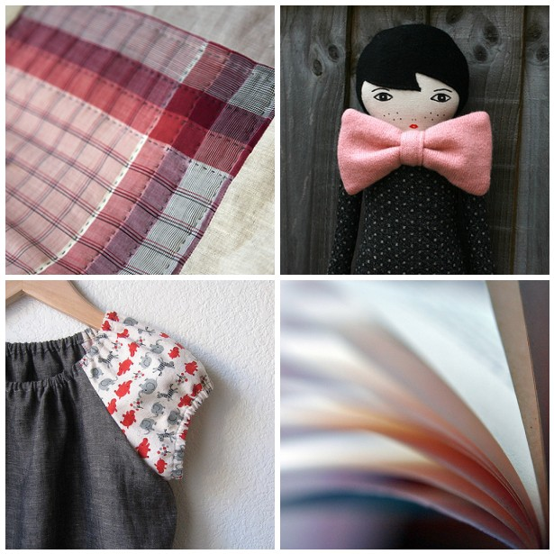 colour palette : charcoal & coral pink curated by Emma Lamb
