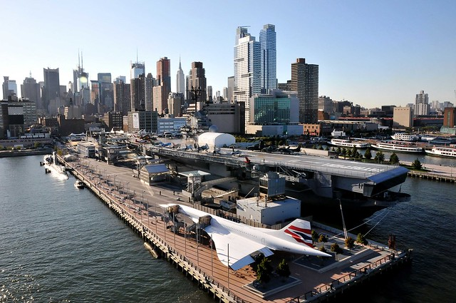 Intrepid Sea Air Space Museum New York Flickr Photo