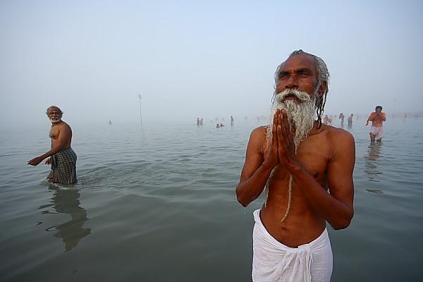 Pranamasan: The first step