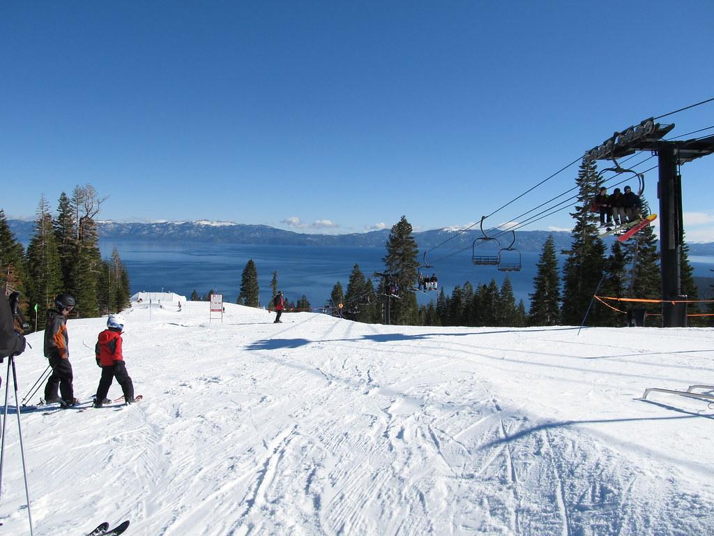 High Sierra Grill >> Lago Tahoe - Sierra Nevada, California - Tripcarta