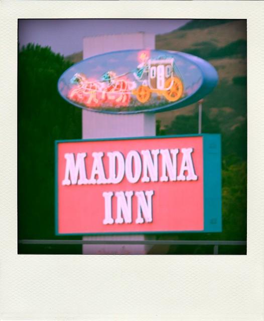 Madonna Inn Spa San Luis Obispo