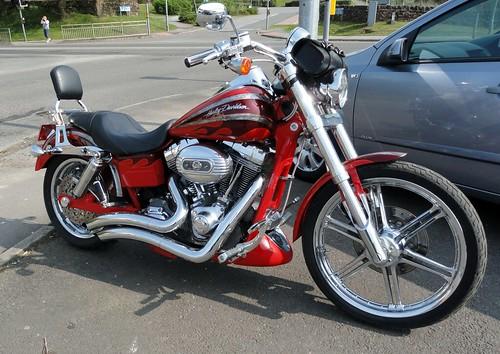 2008-Harley Davidson