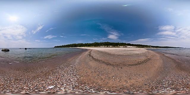 Christian Island Georgian Bay History