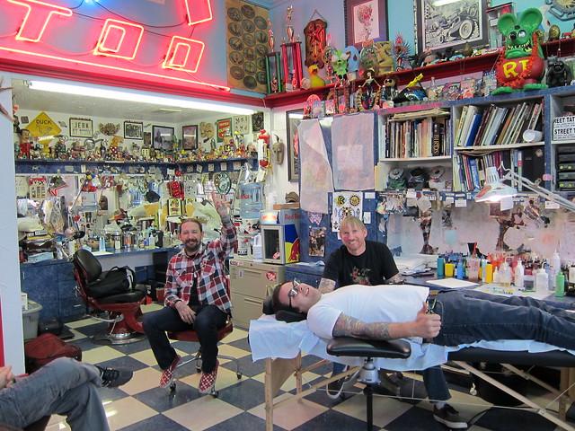 Flickriver photoset 39 elm street tattoo dallas texas for Elm street tattoo