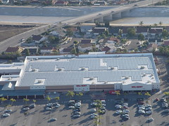 Solar panel design, Solar on Santa Ana Walmart