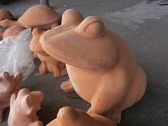 carving, clay, sculpture, limb, leg, figurine,