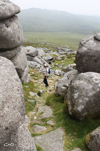 Penair Oldies 24 - Training Walk, 5th June 2010 Bodmin Moor by Stocker Images
