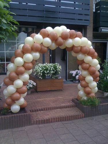 Ballonboog 5m De Meiden Brielle