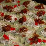 Candied Fruit Pan Snacks - Mumbai, India