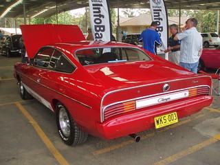 "1976 Chrysler VK Valiant Charger ""White Knight Special"""