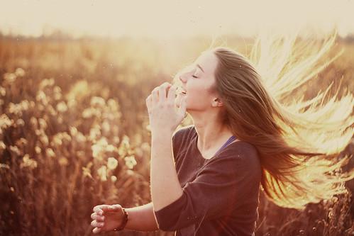 Quando dio distribuiva la felicità, stavo facendo per la terza volta la fila per l'ansia.