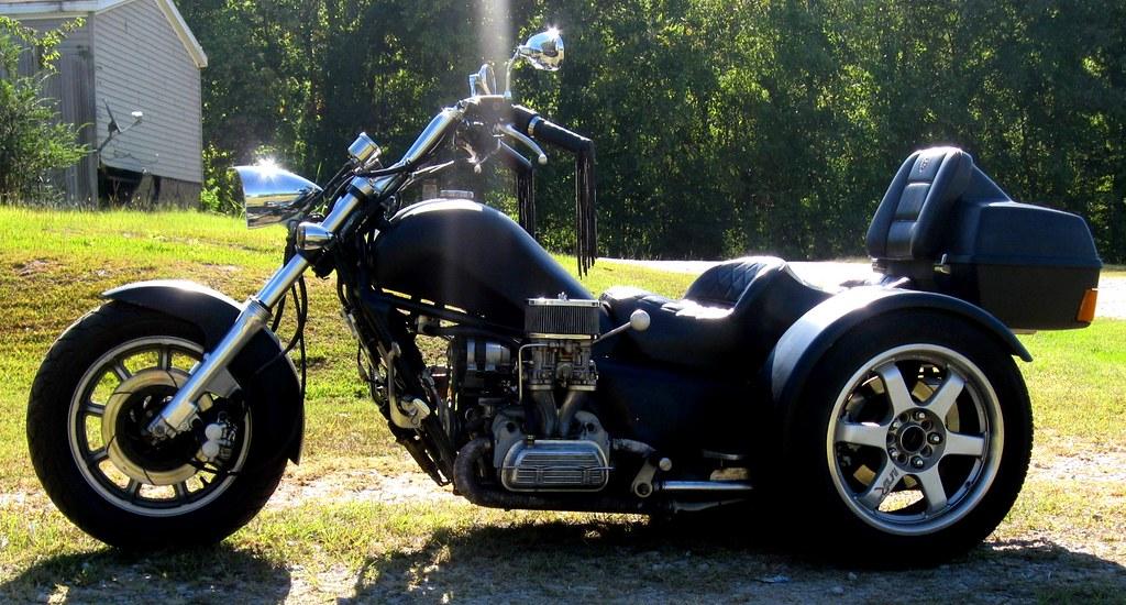 vw trikeforward mounted motor page