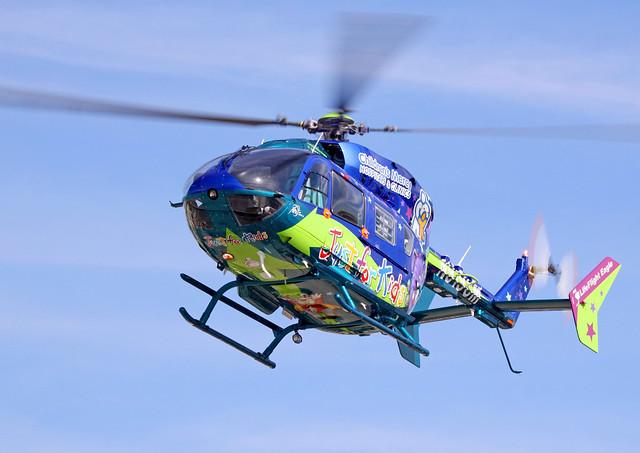 2008 Eurocopter Deutschland Ec 145 Mbb Bk 117 C 2 N919