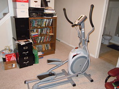 exercise machine, exercise equipment, room,