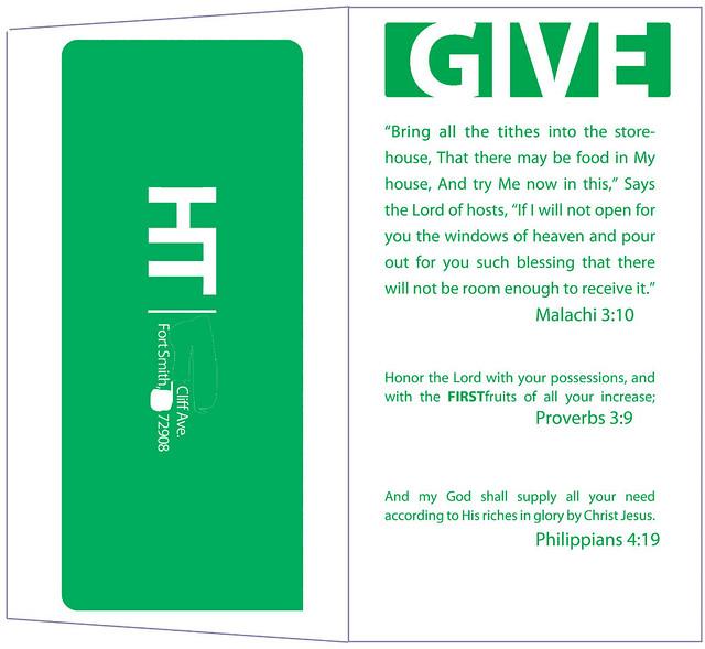 Church Offering Envelop Printing