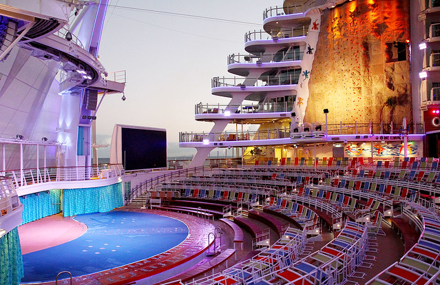 Allure of the seas aqua theatre flickr photo sharing - The allure of the modular home ...