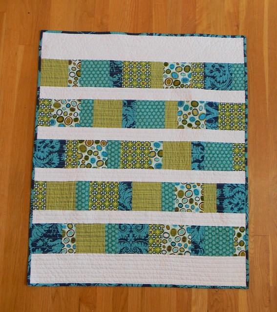 Modern Baby Quilt Patterns Free : 5316770045_9d6427c7c2_z.jpg