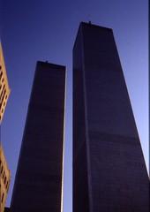 Twin Towers, nei miei occhi, 30 anni fa..