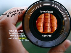Lens 2: Knowledge Centred
