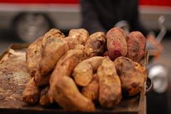 vegetable, meat, food, tuber,