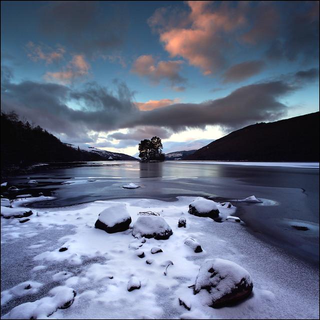 Crannog Loch Tay