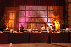 San Mateo Event Center Food and Beverage Available