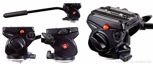 Manfrotto 701HDV