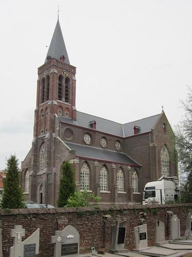 Sint-Germanuskerk, Egem