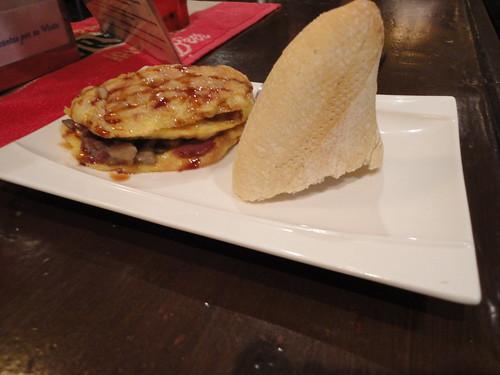 Tortilla: Milhoja de la Antigua Mercadeía