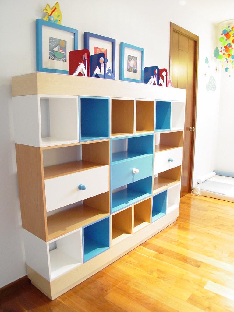 Muebles modulares infantiles infantiles decoracion for Carrefour muebles dormitorio