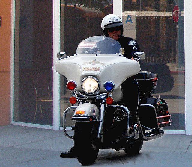 Lapd Motor Officer Flickr Photo Sharing