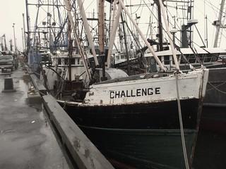 Challenge forward