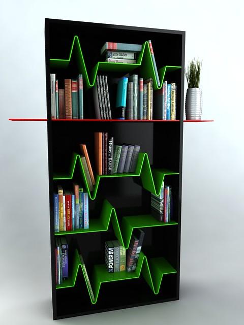 Librero bookshelf storage flickr photo sharing for Libreros minimalistas para oficina