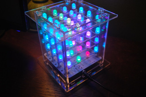 Rainbow Cube Seeedstudio Case