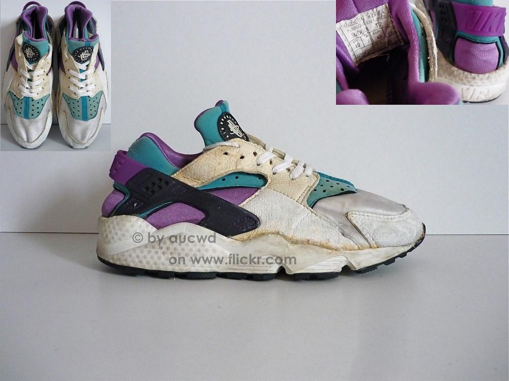 old nike huarache shoes