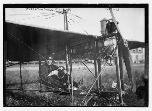 Murphy -- Police Monoplane  (LOC)