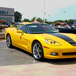 2008 Chevrolet Hertz Corvette ZHZ Special Edition (3 of 10)