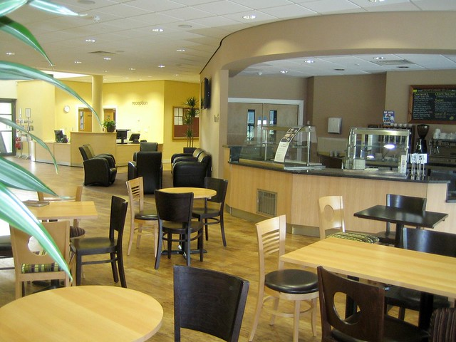 Finchampstead Baptist Church - Cafe 1