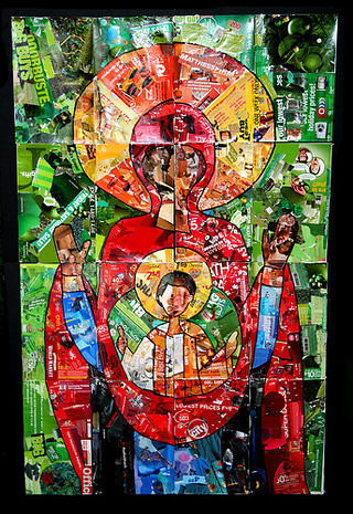 Advent Icon--House for all sinners and saints