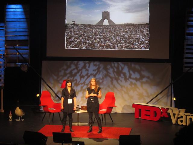 Fiona Rayher & Tara Mahoney | TEDxVancouver 2010