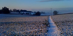 Winter into the Distance #dailyshoot #Hereford