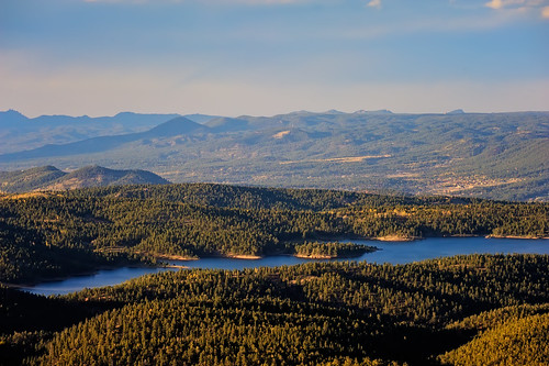 North Catamount Reservoir: Drinking Water For Colorado Springs